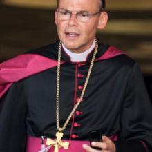 Bishop Franz-Peter Tebartz-van Elst. Photo via RNS