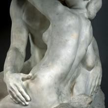 Rodin's 'Le Baiser.' Courtesy of LaVonne Neff.