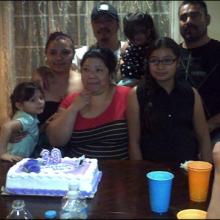 Noemi Romero's Family. Photo from Define American