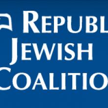 Republican Jewish Coalition, screenshot via website
