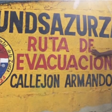 Still from video on Fundsazurza in the Dominican Republic