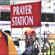 Screenshot from video 'How We Pray'