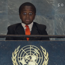 Kid President at the United Nations, SoulPancake