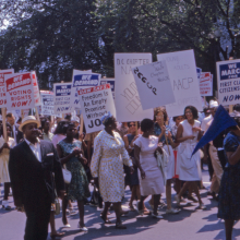 March on Washington, 1963. Photo courtesy mikek7890/flickr.com