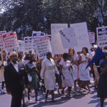 March on Washington, 1963. Photo courtesy mikek7890/flickr.com