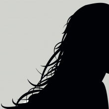 Profile of a woman. Vector image courtesy Janos Hajnalka/shutterstock.com