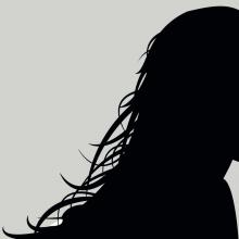 Profile of a woman. Vector image courtesy Janos Hajnalka/shutterstock.com