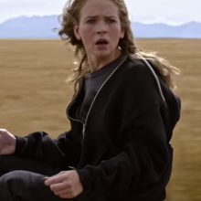 Screenshot from 'Tomorrowland' trailer.