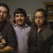 The Mejia family