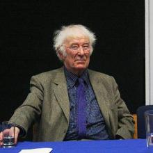 Irish poet Seamus Heaney By Sean O'Connor [Public domain], via Wikimedia Commons