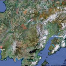 Quinhagak, Alaska