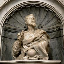 """Galileo Galilei - Church of Santa Croce"" via Wylio http://bit.ly/wpKD02"