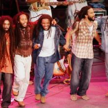 Marley brothers. Photo by Getty Images.