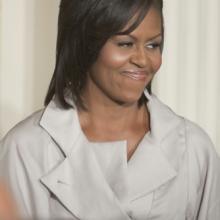 Michelle Obama. K2 images / Shutterstock.com