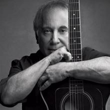 Paul Simon. Image via PaulSimon.com