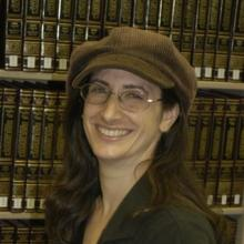 Rabbi Alana Suskin. Image via the author.
