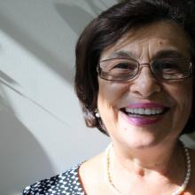 Lila Katz, refugee. Image courtesy the author.