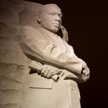 Photo: Martin Luther King, Jr. memorial, Mesut Dogan / Shutterstock.com