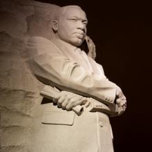 Photo: Martin Luther King, Jr. memorial, Mesut Dogan / Shutterstock.com