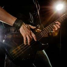 Rock guitar, Sinelyov / Shutterstock.com