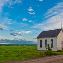 Church building photo, Kevin Eng / Shutterstock.com