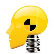 Crash test dummy image, B-A-C-O / Shutterstock.com