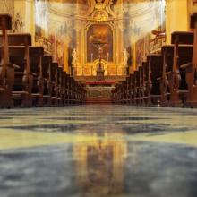 Catholic Church, CURAphotography / Shutterstock.com