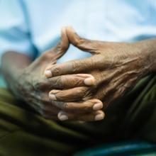 Close-up of hands, Diego Cervo / Shutterstock.com