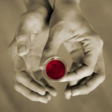 Communion image, Suzanne Tucker / Shutterstock.com