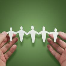 Better together concept, solarseven / Shutterstock.com