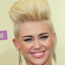 Miley Cyrus at the 2012 VMAs, s_bukley / Shutterstock.com