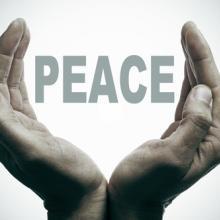 Peace image: © nito/ Shutterstock.com