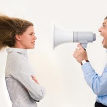 Yelling, Dmitriy Shironosov / Shutterstock.com