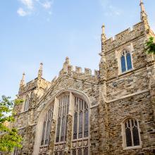 Abyssinian Baptist Church in Harlem, New York City. Marco Rubino / Shutterstock.