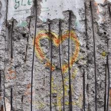 Remains of the Berlin Wall, Alberto Loyo / Shutterstock.com