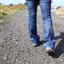 Women walking, rickyd / Shutterstock.com