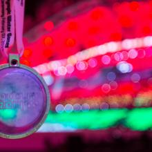 Spectator medal at Sochi 2014 Olympic games, Iurii Osadchi / Shutterstock.com