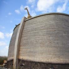 Replica of Noah's Ark in the Netherlands, Gigra / Shutterstock.com