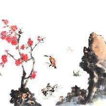 Nature illustration,  LYphoto / Shutterstock.com