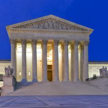 Supreme Court Building, Orhan Cam / Shutterstock.com