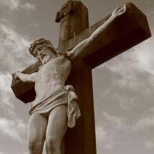 Image of the crucifixion, Daniela Sachsenheimer / Shutterstock.com