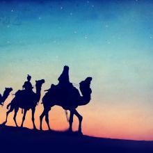 Three wise men, Rawpixel / Shutterstock.com
