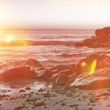 Daybreak. Image courtesy PlusONE/shutterstock.com
