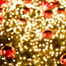 Blurred Christmas scene, Meaw story / Shutterstock.com