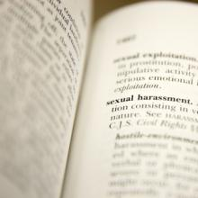 Sexual Harassment definition image, Todd Taulman / Shutterstock.com