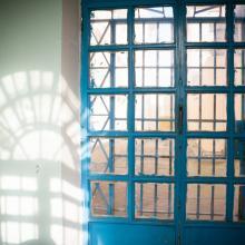 'Freedom beyond the window,' Giggietto / Shutterstock.com