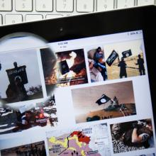 ISIS online. Image via aradaphotography/shutterstock.com