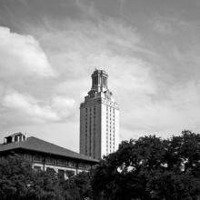 Tower at the University of Texas, Katherine Welles / Shutterstock.com