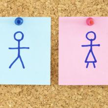 Male and female icons, Pedro Salaverría / Shutterstock.com