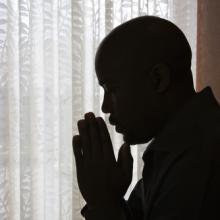 Prayer image via Shutterstock (http://www.shutterstock.com/pic.mhtml?
